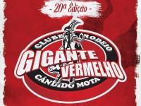 Gigante Vermelho 2018  – Cândido Mota/SP – 09 a 12 de Agosto