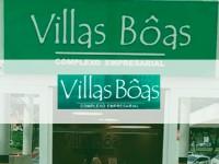 Reconhecimento Facial em Complexo Empresarial Villas Bôas