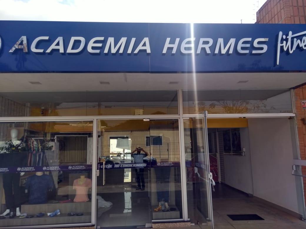 Manutenção de catraca em Academia Hermes de Tupã/SP